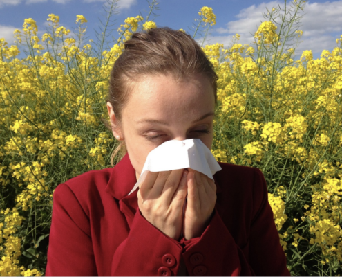 Natural Remedies for Allergy Relief