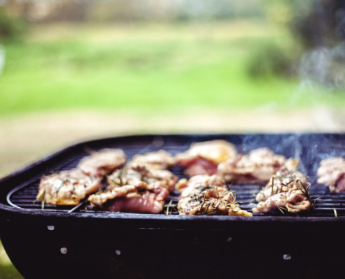 Simple BBQ Ideas