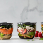 When you want to improve the way you are eating, home-cooked meals are the best approach. How do you fit cooking into your busy schedule? Meal prep hacks!